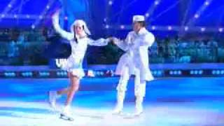 Смотреть онлайн Армянский танец на льду, фигурное катание
