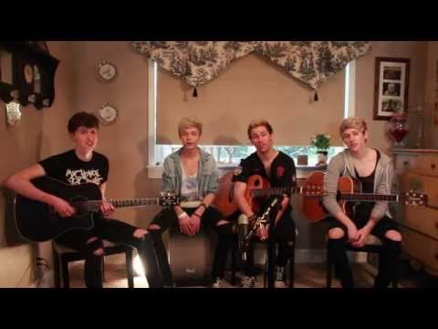 The Tide are a Los Angeles band (17-18) signed to The Vamps new Label with EMI Universal.  Visit The Tide's new Facebook :  http://facebook.com/thetideofficial  Follow us on Twitter : The Tide : http://twitter.com/TheTide Austin : http://twitter.com/thetideaustin Drew : http://twitter.com/thetidedrew  Nate : http://twitter.com/thetidenate Levi : http://twitter.com/thetidelevi  We have Instagram too : http://instagram.com/TheTide  Subscribe to our YouTube Channel : https://www.youtube.com/channel/UCFOKkQxE7-HJ4l-WN1radfA