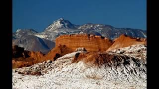 ATACAMA DESERT - The Driest Desert in the World. (Mars like area for NASA Extraterrestrial testing)