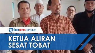 Ketua Aliran Sesat Kekalah Tobat dan Minta Maaf, Bongkar Makam Kosong dan Ucap Kalimat Syahadat
