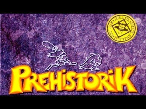 prehistoric amiga rom