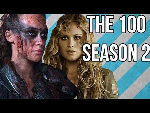 The 100 Season 2 Review