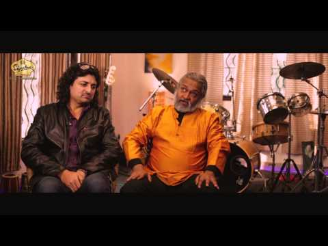 Behind the scenes - Indian Ocean mentoring Sakina Khan