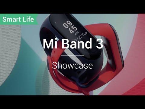 Тизер Xiaomi Mi Band 3