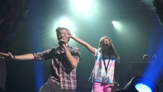 The Wanted - Dallas, TX - Heart Vacancy - Nathan's Girl (My daughter)
