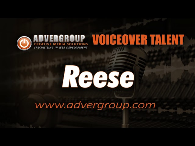 REESE Female VOICEOV ..