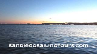 Sunset Cruise with San Diego Sailing Tours