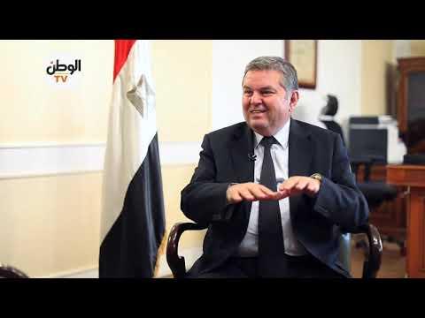حوار وزير قطاع الاعمال العام الى جريدة الوطن