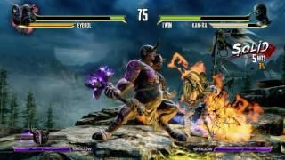 Gameplay - Eyedol vs. Kan-Ra
