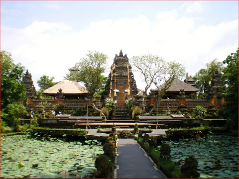 Video Visit Ubud Palace, Tourist Attraction in Ubud, Kec  Gianyar, Kabupaten Gianyar, Bali, Indonesia