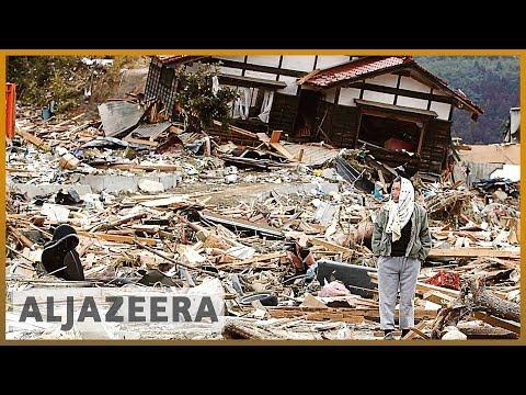 Devastating Tsunami Hits Japan