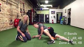 Pre Workout Foam Rolling For Before Mobility/Activtion Warm Up