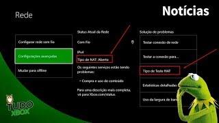 Como Abrir Nat Xbox One Agora Definitivo Na Nova Dash 2017