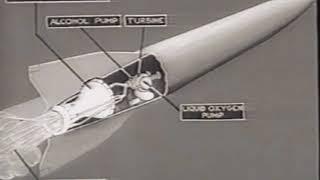 Operation Backfire - A4 V2 German Rocket Documentary von Braun