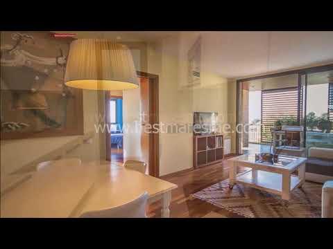 Un lujo de apartamento en Teià