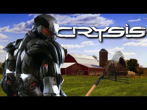 Crysis - Самый лучший симулятор провинциального американца