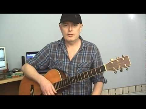 Guitar Lesson: Stan by Eminem: Easy Guitar (video)