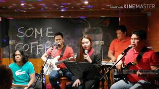 Waiting For Your Love by XFINITY Band cover by Tony Daligdigan