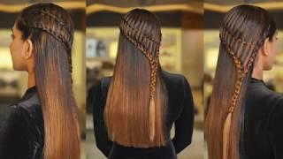 Sinful Hair Series | Ladder Braids | Vurve Signature Salon