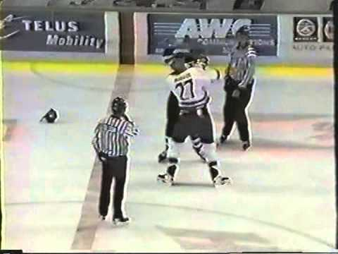 Mike Varhaug vs. Mitch Fritz