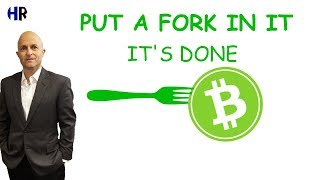FORK THIS - BITCOIN CASH | CASH IN on Hard Fork BCH