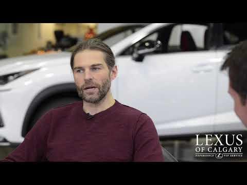 Inside The Lexus Lounge With Jaromir Jagr