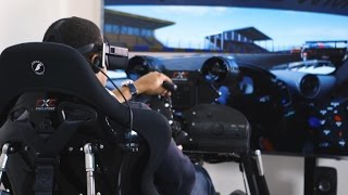Oculus Rift and CXC Simulations: a match made in VR racing heaven by Roadshow