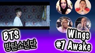 [KPOP REACTION] BTS 방탄소년단    WINGS SHORT FILM #7 AWAKE