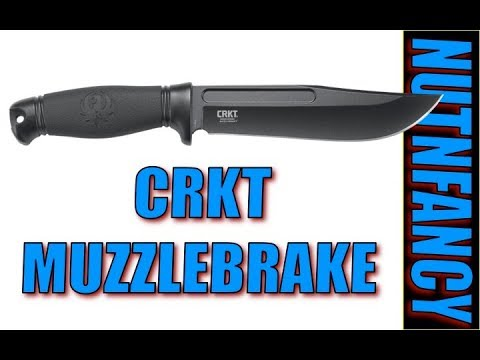 CRKT Muzzlebrake: The $59 Survival Knife