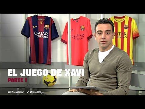 El juego de Xavi: ¿Qué gol es este?