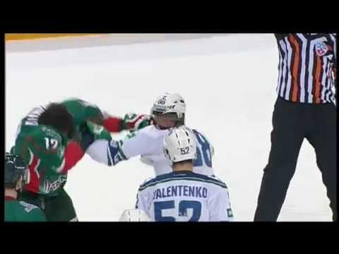 Mikhail Glukhov vs. Nikolay Lemtyugov