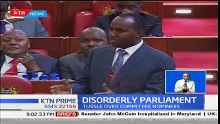 Speaker Justin Muturi postpones debate to approve nominees to parliamentary service commission