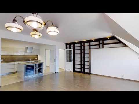Video Prodej bytu 4+kk v osobním vlastnictví 141 m², Praha 10 - Vršovice