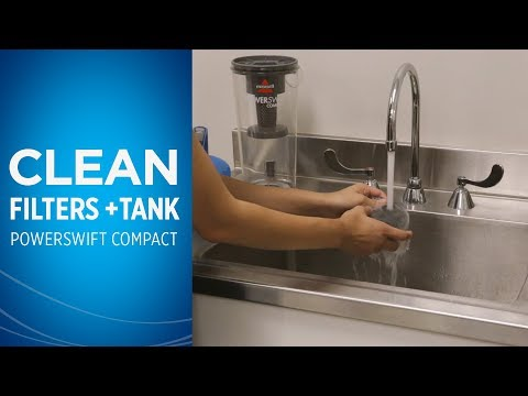 How to Clean the Filters and Dirt Tank on your PowerSwift™ Compact Video