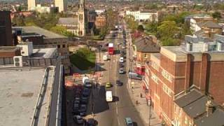 preview picture of video 'Wood Green - North towards A406'