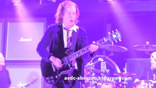AC/DC HAVE A DRINK ON ME -  Live at Coachella - 17 April 2015