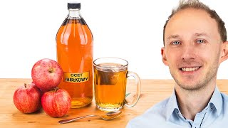 Zacznij pić 2 łyżki octu jabłkowego i zobacz co zyskasz! Jak pić ocet jabłkowy? Dr Bartek Kulczyński