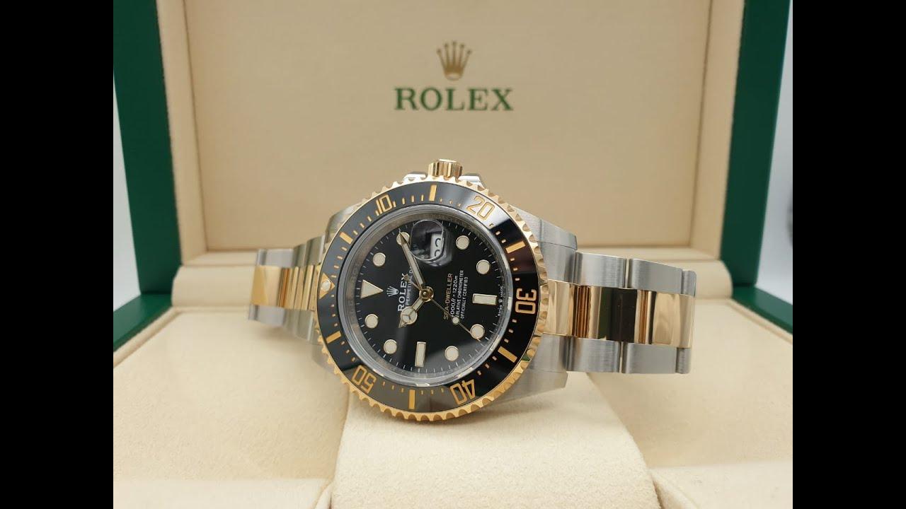 Rolex Sea-Dweller 43 mm 126603