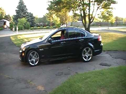 2009 G8 GXP w/ ARH LT's, Magnaflow Catback