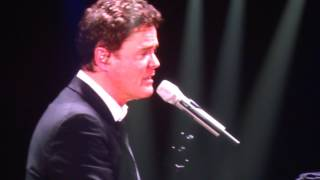 Donny Osmond - When Ever Your in Trouble 1 Feb. 2017 at the Eventim Apollo London