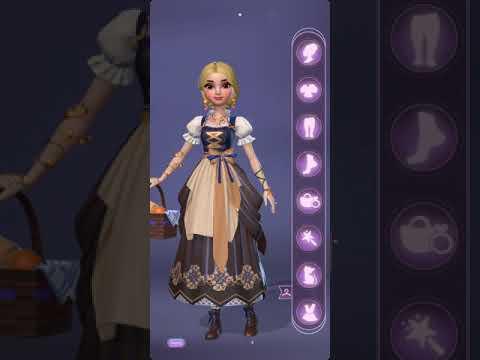 Dress Up:Time Princess! Swan Lake 1-7 Gameplay