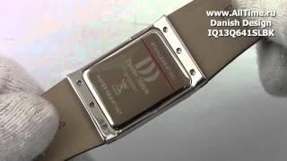 Обзор. Мужские наручные часы Danish Design IQ13Q641SLBK