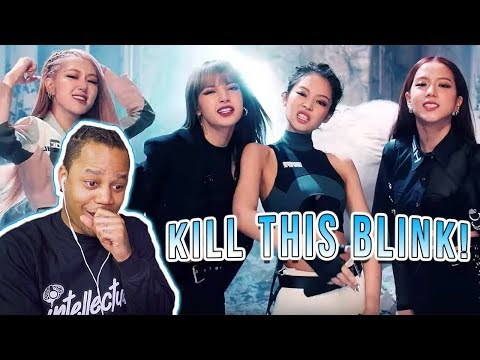 Reacting To BLACKPINK - Kill This Love M/V