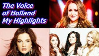 The Voice of Canada - My Highlights - Самые лучшие видео
