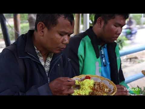 Di Warung Ini, Makan Sekenyangnya Cuma Bayar Tiga Ribu