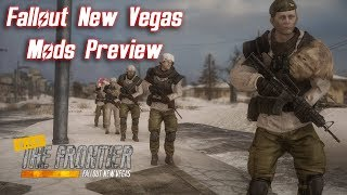Fallout New Vegas Mods Preview - The Frontier