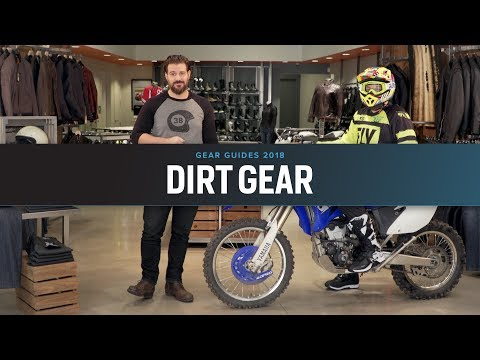 Best Dirt Motorcycle Gear 2018 at RevZilla.com
