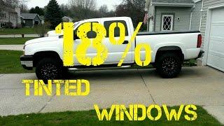 Tinted Windows (LBZ Durmax)