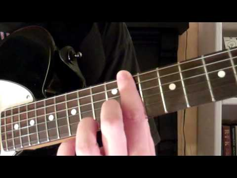 How To Play the B6 Chord On Guitar