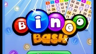 Bingo Bash Gameplay